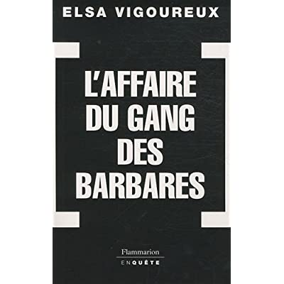 L'Affaire du gang des barbares