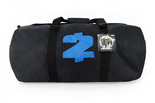 payday-2-2-logo-tasche-shooter-action-100-polyester-schwarz-cosplay