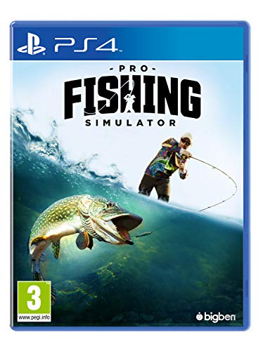 PS4 - Fishing Simulator (1 GAMES)