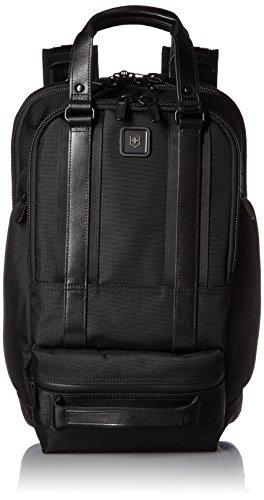 "Victorinox Bellevue 15 Negro mochila - Mochila para portátiles y netbooks (Negro, 39,6 cm (15.6""), 300 mm, 190 mm, 455 mm, 1,5 kg)"