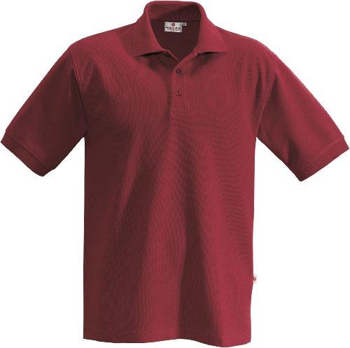 "HAKRO Polo-Shirt ""Classic"" - 810 - Weinrot"