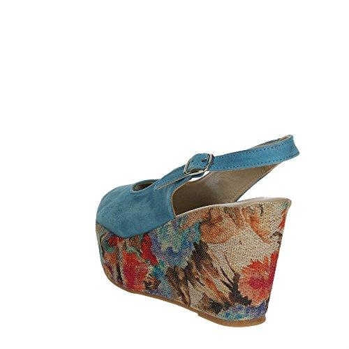 Sandali blu scuro per donna Zhuhaitf GEvEt1yAEl