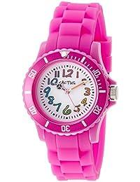 Cactus CAC-62-M05 - Reloj de pulsera niños, Plástico, color Rosa