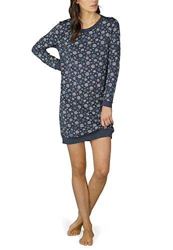 Mey Night Maike Damen Nachthemden Blau 42