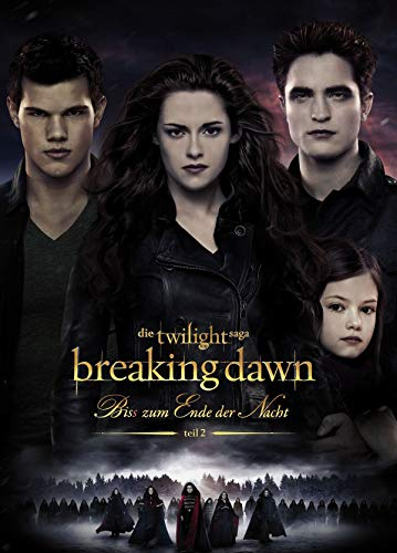 Breaking Dawn - Biss zum Ende der Nacht, Teil 2 [dt./OV] (Tanz Videos Für Frauen)