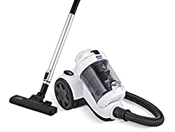 Kent Wizard Cyclonic KSL-153 Vacuum Cleaner (White)