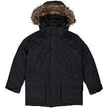 The North Face B Mcmurdo Down Parka - Anorak para hombre, color negro, talla S