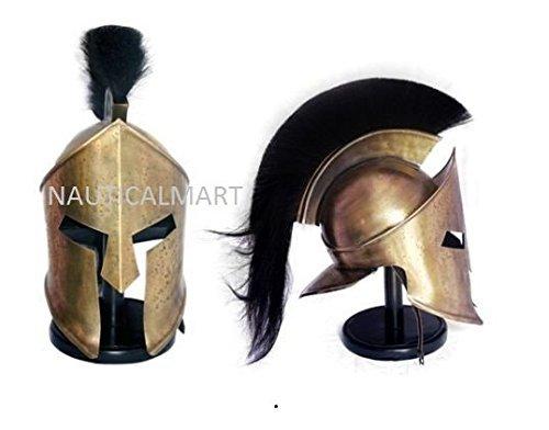 KING LEONIDAS 300 SPARTAN HELMET by NAUTICALMART