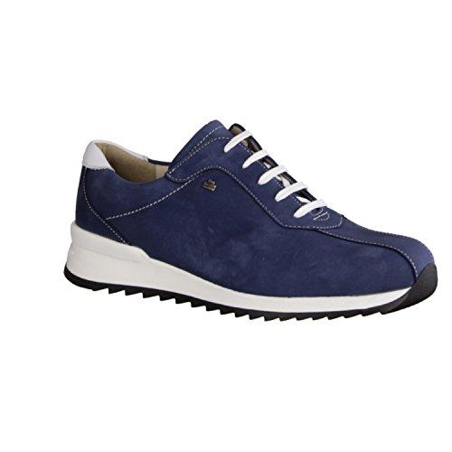 FinnComfort SARNIA 02365901451 femmes Chaussures à lacets - denim/weiss