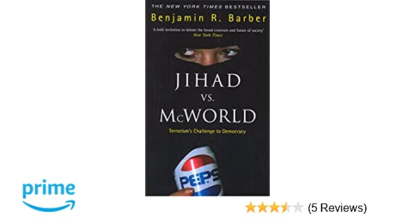 jihad vs mcworld thesis statement