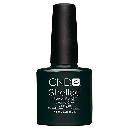 CND Shellac CNDS0005 Overtly onyx Smalto per Unghie