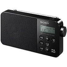 Sony XDR-S40DBP Radio digitale DAB+/DAB/FM, Nero - Nero Radio Dab