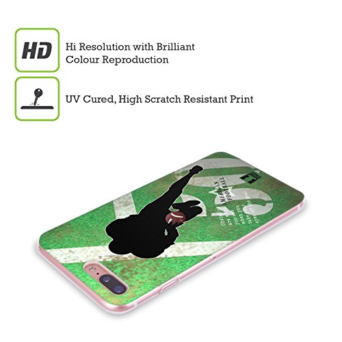 Head Case Designs Rugby Sports Extrêmes Étui Coque en Gel molle pour Apple iPhone 5 / 5s Football Américain