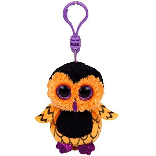 0c3433187ec Ty Beanie Boo Boos 3 Key Clip - Screech the Owl (Halloween Exclusive) by