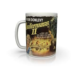 Official Hammer House of Horror Quatermass Xperiment II Mug