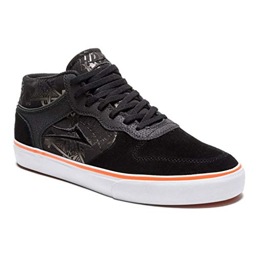 Lakai X Thrasher Carroll Mid Black Orange (43/9.5) -