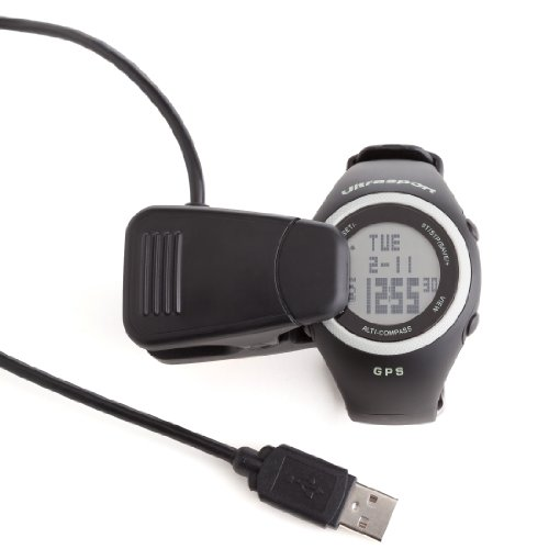 41sWfreRqoL. SS500  - Ultrasport NavRun 600 GPS Heart Rate Monitor with 2.4 GHz Chest Strap