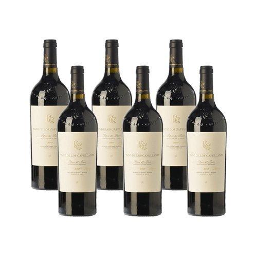 Pago De Los Capellanes Reserva - Vino Tinto- 6 Botellas