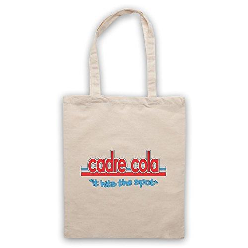 Inspiriert durch Running Man Cadre Cola Inoffiziell Umhangetaschen Naturlich