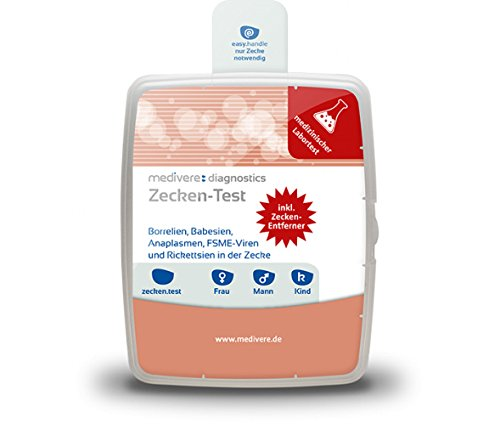 Medivere Diagnostics - Zecken Test