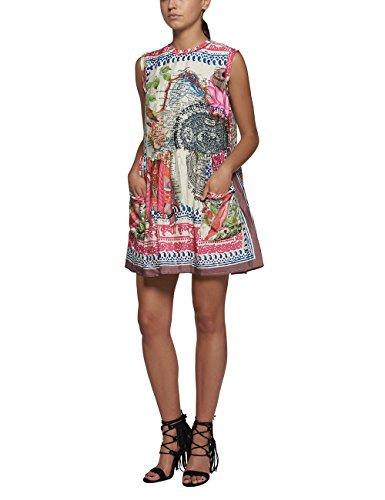 Replay Damen Kleid W9365 .000.71158