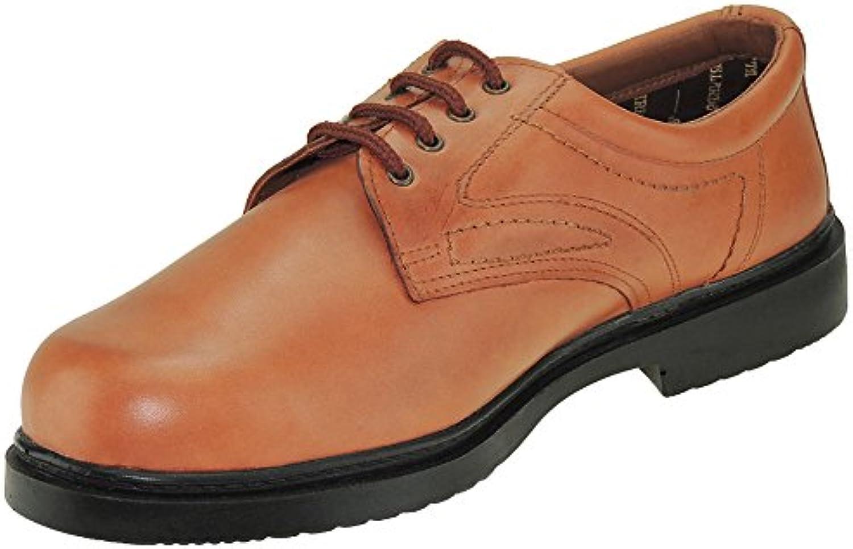 Blandos. Zapato Confortables Camareros y Diabéticos para Hombre - Modelo 541