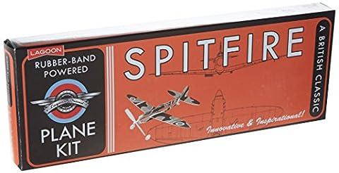 Lagune Gummi band-powered Spitfire