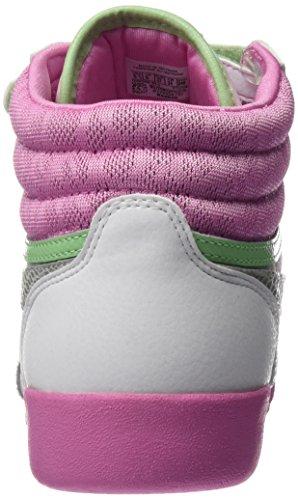 Reebok Bambina F/S HI scarpe sportive Multicolore (White/icono Pink/seafoam Green/exotic)