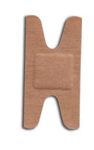 McKesson Medi Pak Performance Bandage Adhesive Fabric Knuckle 1.5X3 Latex Free - Box of 100 by McKesson (Pak Performance)