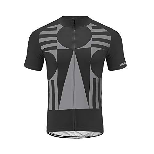Uglyforg 2019 Fahrrad Geschenke für Herren - Radfahrer - Mountain-Bike - MTB - BMX - Biker - Rennrad - Tour - Outdoor - Downhill - Dirt - Freeride - Trail - Voller Reißverschluss -