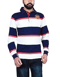 Fila Men S Polo T-Shirt (Small)