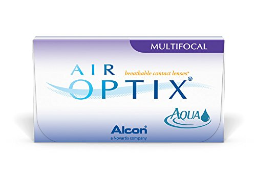 Air Optix AirOptix Aqua Monatslinsen, 6 Stück / BC: 8.6 mm / DIA: 14.2 / -1,50 Dioptrien