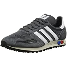 Calzado deportivo para hombre, color gris , marca ADIDAS ORIGINALS, modelo Calzado Deportivo Para Hombre ADIDAS ORIGINALS LA TRAINER OG Gris