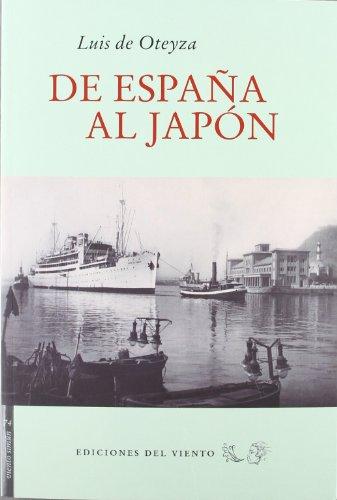 De España al Japón (Viento Simún) por Luis de Oteyza