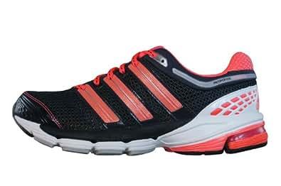 Adidas Response Cushion 20 Womens Running Trainers / Shoes - Black - SIZE UK 7.5