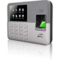 ZKTeco Biometric Fingerprint Time Attendance Clock Employee Checking-in Recorder with Build-in SSR Excel Software…