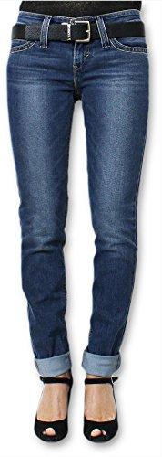Levi's Vaquero Revel Low Dc Skinny Progressive Azul Medio W25L32