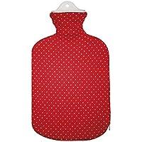 Wärmflasche 2L Strickbezüge Oeko-Tex®100 (Rote Königen) preisvergleich bei billige-tabletten.eu