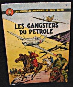 Les nouvelles aventures de Buck Danny, les gangsters du pétrole
