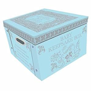 robert frederick bo te de rangement pliable plastique bleu clair cuisine maison. Black Bedroom Furniture Sets. Home Design Ideas