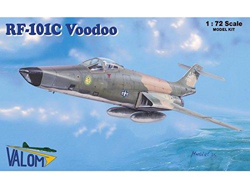 Valom 1/72McDonnell rf-101C Voodoo # 72093-Plastic Model Kit