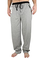 Polo Ralph Lauren Homme Nombre Pyjama 3 long Pant Bottoms, Gris