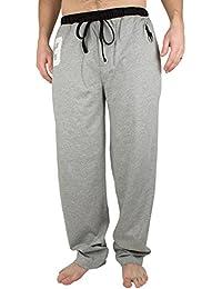 Polo Ralph Lauren Homme Nombre Pyjama 3 long Pant Bottoms, Gris