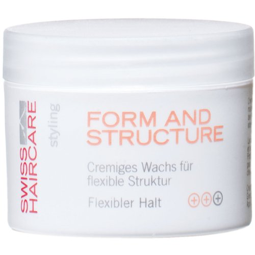 Swiss HairCare: Form Structure Creme-Wachs - Styling (50 ml)