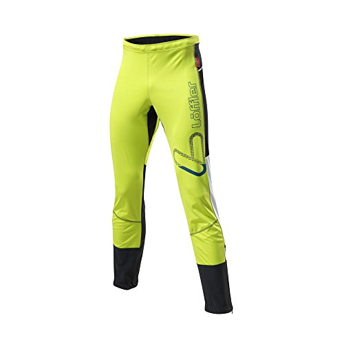 Löffler Speed Windstopper-Softshell-Light Touring Pants - light green