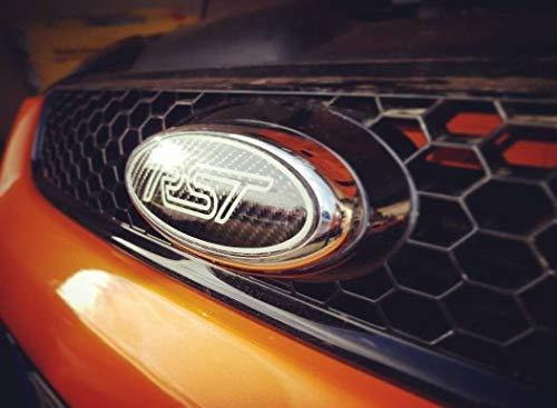 Focus Mondeo Fiesta Ranger Gelaufkleber Gel-Embleme für Front,Heck,Lenkrad (Mondeo MK4 Turnier) Gelee Fiesta
