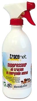 Resolutive - Tracenet 500 - 500 ml spray sans gaz - Détruit les bactéries responsables des odeurs