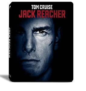 Jack Reacher [Combo Blu-ray + DVD - Édition Limitée exclusive Amazon.fr boîtier SteelBook]