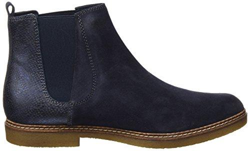 s.Oliver Damen 25426 Chelsea Boots Blau (Navy 805)