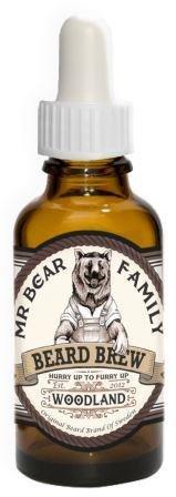 huile-barbe-mr-bear-family-woodland